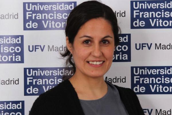 %name Laura Llamas imparte una charla sobre el sufrimiento ante la enfermedad Estudiar en Universidad Privada Madrid