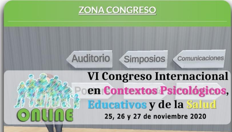 cice2020 Alumnos de Psicología UFV participan en el VI Congreso Internacional en Contextos Psicológicos, Educativos y de la Salud Estudiar en Universidad Privada Madrid
