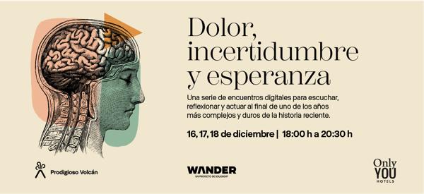 %name Dolor, incertidumbre y esperanza: encuentros digitales para escuchar y reflexionar Estudiar en Universidad Privada Madrid