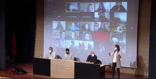 fund recal ufv LaFundación Recal visita la UFV Estudiar en Universidad Privada Madrid