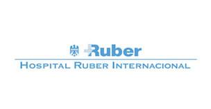 logotipos hospital ruber internacional web Nutrición Humana y Dietética Estudiar en Universidad Privada Madrid