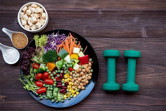 que nos diferencia nutricion dietetica humana Nutrición Humana y Dietética Estudiar en Universidad Privada Madrid