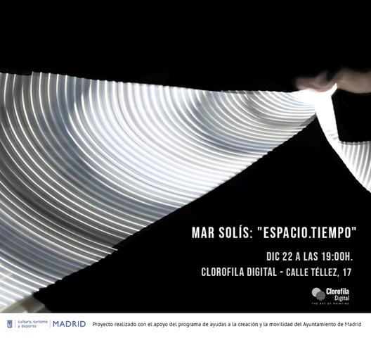 %name Mar Solís, profesora UFV, inaugura 'Espacio. Tiempo' Estudiar en Universidad Privada Madrid