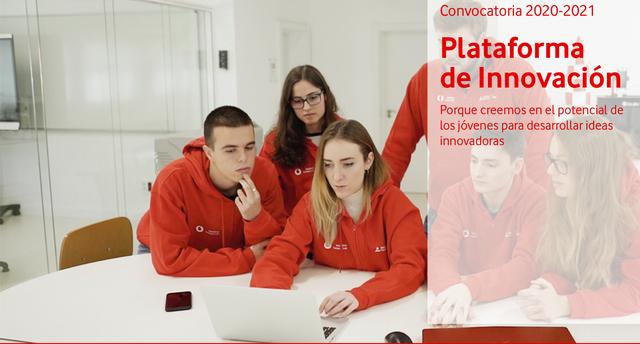 %name Última oportunidad para participar en el Programa Vodafone Campus Lab Estudiar en Universidad Privada Madrid