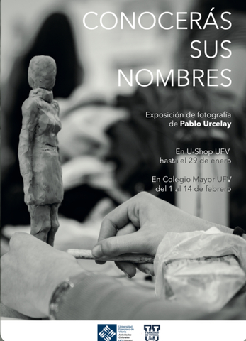 %name Pablo Urcelay, 4º Comunicación Audiovisual UFV, recoge en una exposición el primer año de universidad en pandemia de alumnos de 1º BBAA y Diseño Estudiar en Universidad Privada Madrid