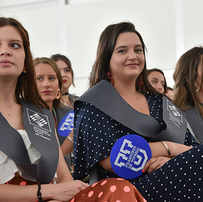 comunicacion graduacion 19 18 11 Actos académicos curso 2018/2019 Estudiar en Universidad Privada Madrid