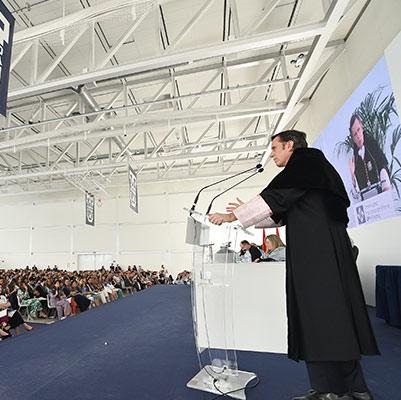 comunicacion graduacion 19 18 16 Actos académicos curso 2018/2019 Estudiar en Universidad Privada Madrid