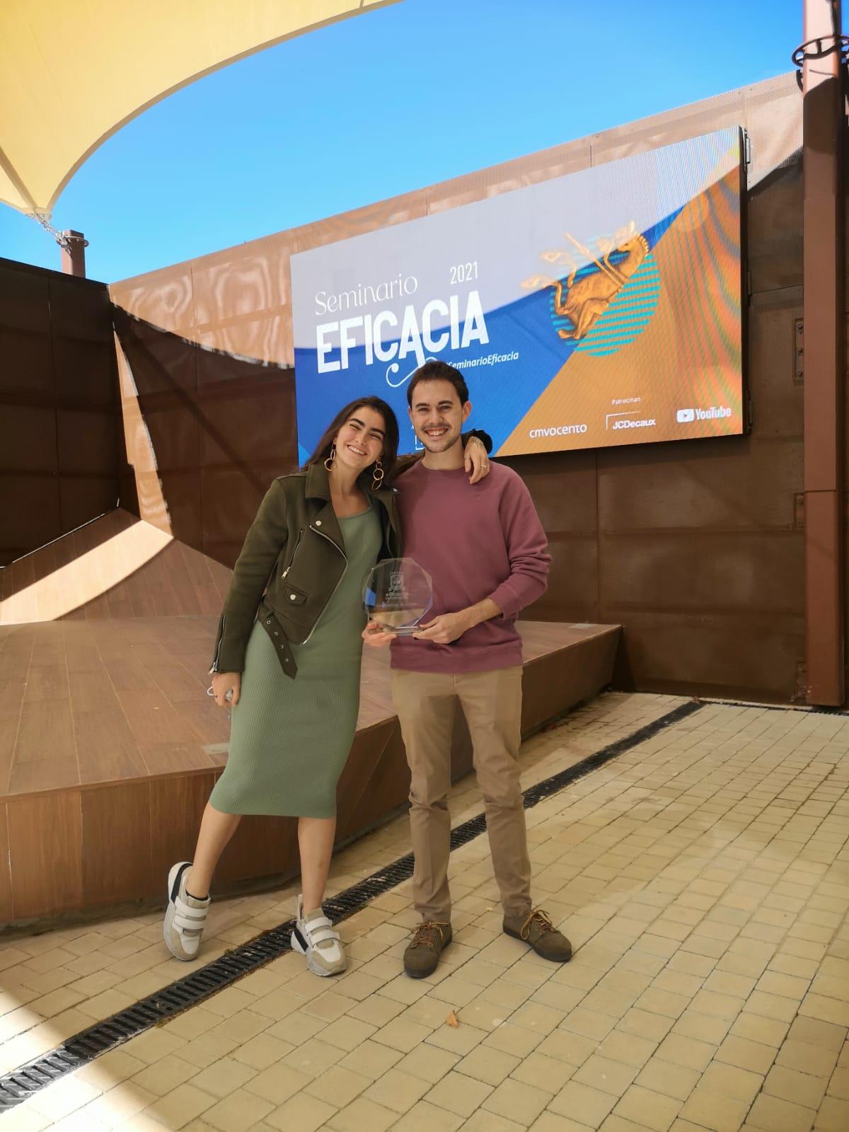 eficacia Alumnos del Grado en Publicidad UFV ganan la II Edición del Programa Eficacia Universidades Estudiar en Universidad Privada Madrid