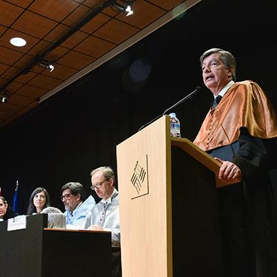 escuela politecnica graduacion 19 18 03 Actos académicos curso 2018/2019 Estudiar en Universidad Privada Madrid