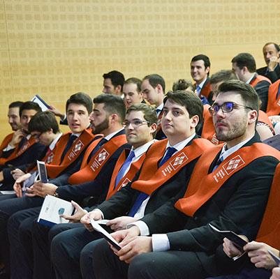 escuela politecnica graduacion 19 18 04 Actos académicos curso 2018/2019 Estudiar en Universidad Privada Madrid