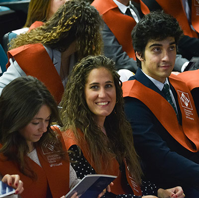 escuela politecnica graduacion 19 18 05 Actos académicos curso 2018/2019 Estudiar en Universidad Privada Madrid