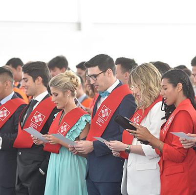 facultad ciencias juridicas graduacion 19 18 10 Actos académicos curso 2018/2019 Estudiar en Universidad Privada Madrid