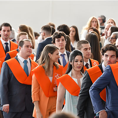 facultad ciencias juridicas graduacion 19 18 13 Actos académicos curso 2018/2019 Estudiar en Universidad Privada Madrid