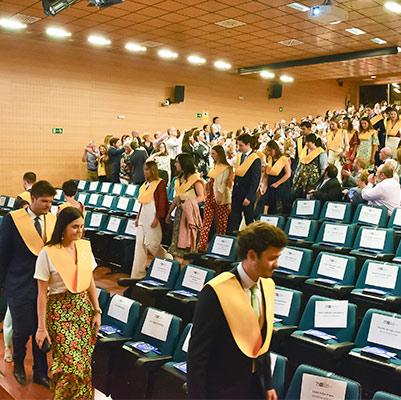 medicina graduacion 19 18 03 Actos académicos curso 2018/2019 Estudiar en Universidad Privada Madrid