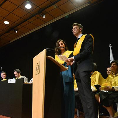 medicina graduacion 19 18 12 Actos académicos curso 2018/2019 Estudiar en Universidad Privada Madrid