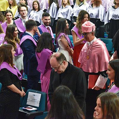 psicologia graduacion 19 18 03 Actos académicos curso 2018/2019 Estudiar en Universidad Privada Madrid