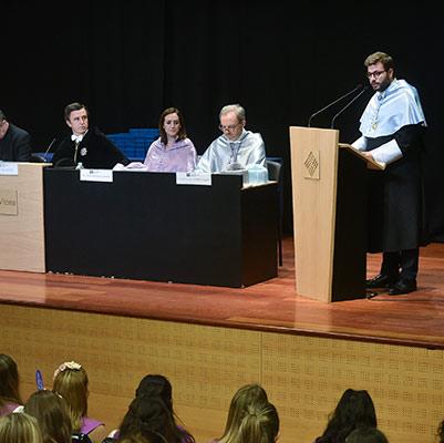 psicologia graduacion 19 18 09 Actos académicos curso 2018/2019 Estudiar en Universidad Privada Madrid