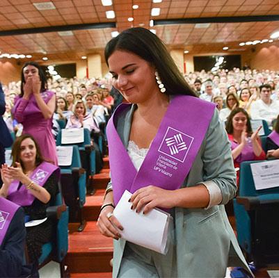 psicologia graduacion 19 18 19 Actos académicos curso 2018/2019 Estudiar en Universidad Privada Madrid