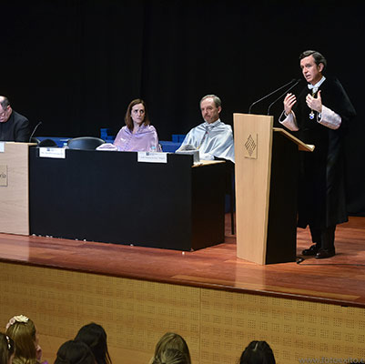 psicologia graduacion 19 18 24 Actos académicos curso 2018/2019 Estudiar en Universidad Privada Madrid