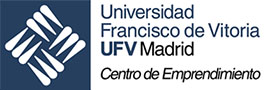 logotipo centro emprendimiento ufv jornadas transferencia tecnologia ufv Estudiar en Universidad Privada Madrid
