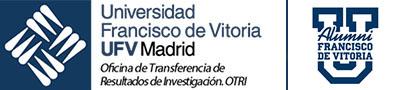 logotipo otri ufv 2 jornadas transferencia tecnologia ufv Estudiar en Universidad Privada Madrid