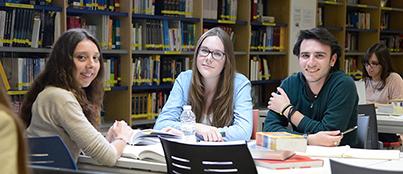 Acompanamiento a alumnos SAPNE SAPNE Estudiar en Universidad Privada Madrid