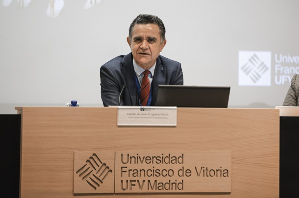 Charla Plan de Seguridad Nacional 2 La UFV aborda El nuevo Plan de Seguridad Nacional de España Estudiar en Universidad Privada Madrid