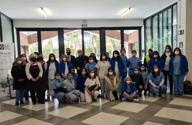 mujer1 En el Día Internacional de la Mujer, la UFV homenajea a las personas que nos cuidan Estudiar en Universidad Privada Madrid