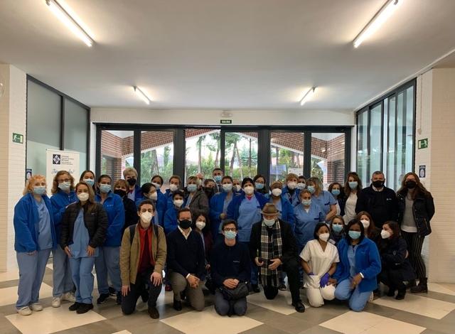 mujer2 En el Día Internacional de la Mujer, la UFV homenajea a las personas que nos cuidan Estudiar en Universidad Privada Madrid