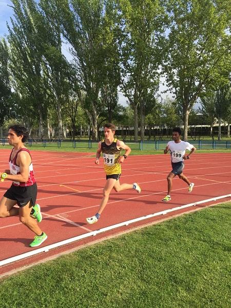 Atletismo UFV Nueve alumnos de la UFV participaron en el CUM de Atletismo Estudiar en Universidad Privada Madrid