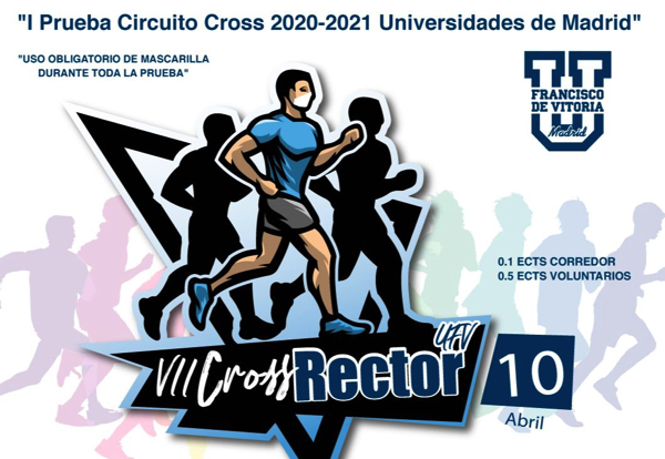 Cross Rector La UFV lanza la séptima edición del Cross Rector UFV Estudiar en Universidad Privada Madrid