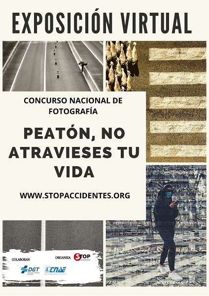 EXPOSICION VIRTUAL 2 Laura Gómez, profesora de la UFV, ha sido seleccionada en el IX Concurso nacional de fotografía Peatón, no atravieses tu vida Estudiar en Universidad Privada Madrid