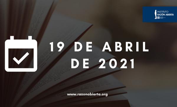 Razon abierta Finaliza el plazo de entrega de trabajos a los Premios Razón Abierta Estudiar en Universidad Privada Madrid