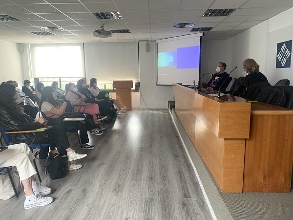 Ricardo H 1 Los alumnos de Grado en Publicidad de la UFV se reúnen con Ricardo H. Ontalba Estudiar en Universidad Privada Madrid