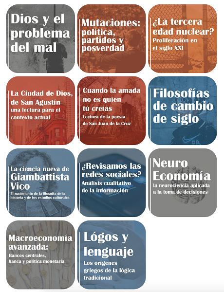 Sapere Aude La UFV lanza la segunda edición de SapereAude para reflexionar sobre temas de vital importancia para el hombre, desde las ramas de la filosofía, la historia, la literatura, el arte, la teología, la política y la economía Estudiar en Universidad Privada Madrid