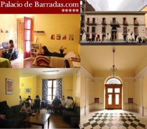 palacio barranda Alojamiento Estudiar en Universidad Privada Madrid