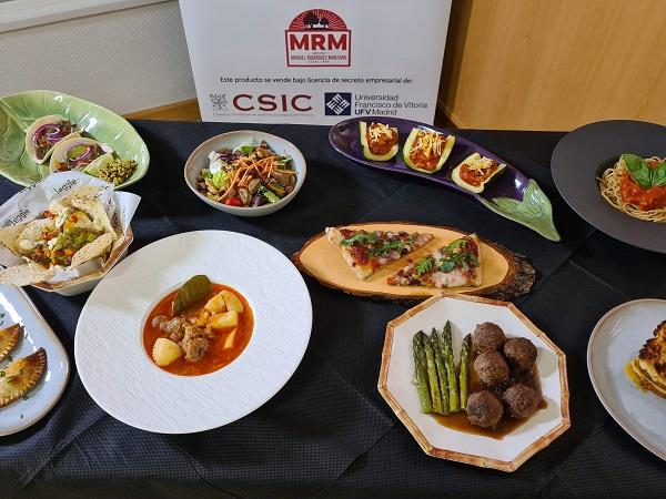 20210520 104818 Investigadoras de la UFV y el CSIC desarrollan una 'carne vegetal' a partir de una legumbre mediterránea Estudiar en Universidad Privada Madrid