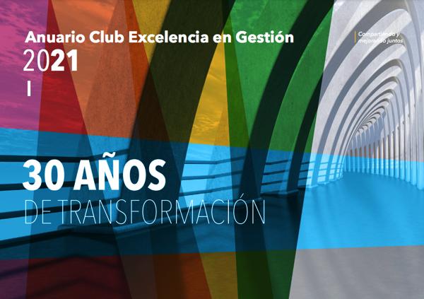 Anuario 30 años de trasnformación  El Club Excelencia en Gestión, del que es socio la UFV, publica Anuario: 30 Años De Transformación Estudiar en Universidad Privada Madrid