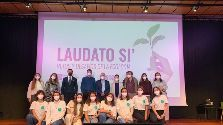 Laudato La UFV celebró el primer seminario permanente Laudato Si´ Estudiar en Universidad Privada Madrid