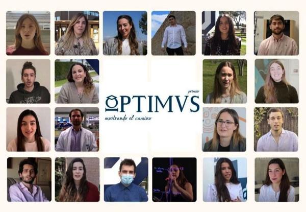 Optimus La Universidad Francisco de Vitoria comunica los Premios Optimus 2021, un reconocimiento a los alumnos excelentes Estudiar en Universidad Privada Madrid