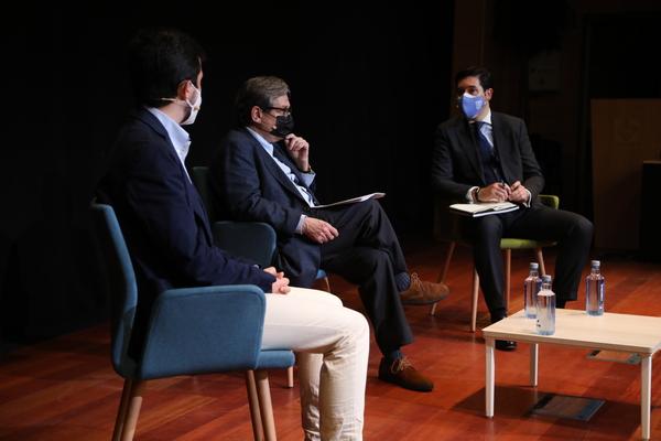 marhuenda1 Francisco Marhuenda visita la Sociedad de Estudios Políticos UFV: Ser periodista implica tener unos valores y principios éticos, y separar información de opinión Estudiar en Universidad Privada Madrid
