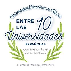 universidad menos abandono ufv Sobre la UFV Estudiar en Universidad Privada Madrid