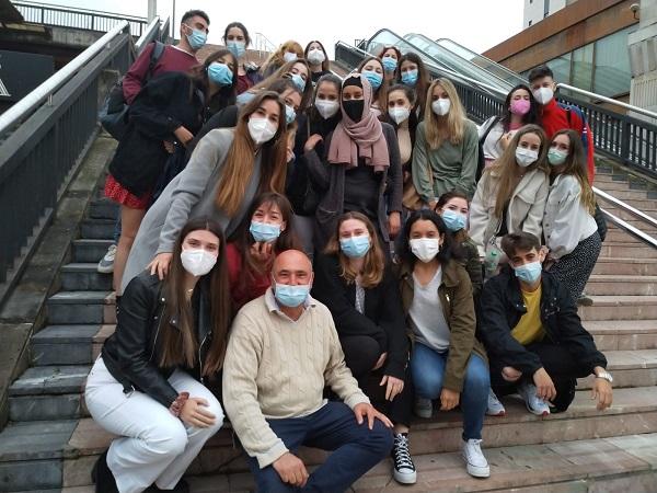 Curso Enfermeria alumnos Jornada de Innovación y Emprendimiento en Oviedo del Grado en Enfermería Estudiar en Universidad Privada Madrid