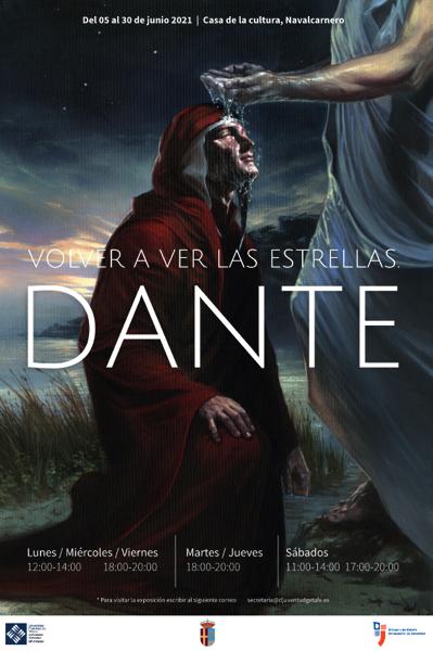 Dante La UFV, junto a la Diócesis de Getafe, organizan la exposición Volver a ver las estrellas. Dante Estudiar en Universidad Privada Madrid