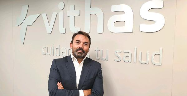 Dr. David Baulenas director corporativo Asistencial y de Investigacion de Vithas Fundación Vithas y la Universidad Francisco de Vitoria lanzan el primer Máster en Gestión Integral de Ensayos Clínicos Estudiar en Universidad Privada Madrid