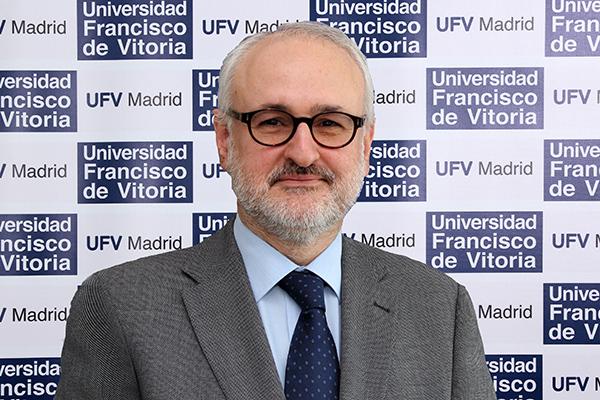 Florentino Portero napa actualidad UFV Estudiar en Universidad Privada Madrid