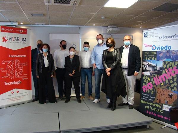 Ponenetes Jornada de Innovación y Emprendimiento en Oviedo del Grado en Enfermería Estudiar en Universidad Privada Madrid