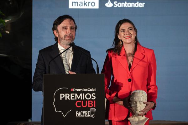 Premios Cubi Le Cordon Bleu Madrid y la UFV reciben el reconocimiento del sector hostelero Estudiar en Universidad Privada Madrid