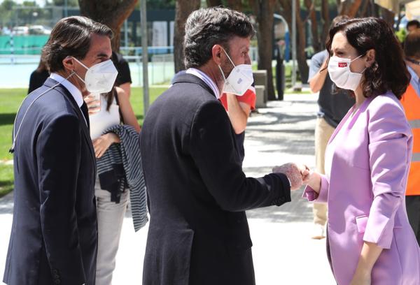 """Saludo Isabel Díaz Ayuso en el Aula de Liderazgo IADG UFV: """"La sociedad en Madrid ha peleado por no perder su libertad y sus puestos de trabajo"""" Estudiar en Universidad Privada Madrid"""