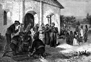 obra Rescatado un documento de 1634 inédito en castellano sobre las fronteras de Nuevo México Estudiar en Universidad Privada Madrid